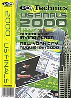 DMC US  DJ Final 2000