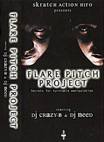 Flare Pitch Project
