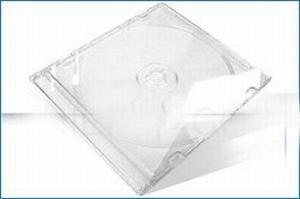 Slimline Box Tray Transparent - 100 pièces  Boite/Box
