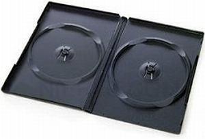 Boitiers double DVD Noir -50 pièces  Boite/Box