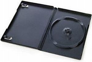Boitiers Simple DVD Noir -100 pièces  Boite/Box