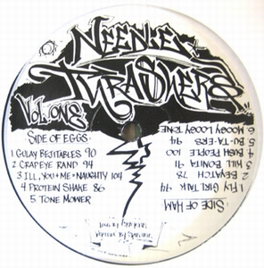 Dirtstyles - Needle Thrashers Breaks Vol 1