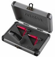 Ortofon Twin Concorde Scratch  Boite/Box